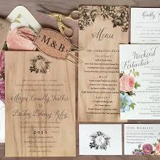 wedding invitations cork the 25 best pastel wedding invitation sets ideas on