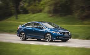 2014 honda civic si sedan test u2013 review u2013 car and driver