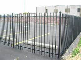 iron ornamental fences in indianapolis duke fence co inc