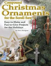 compound christmas ornaments easy to make and fun to give