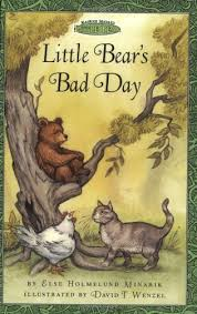 Bad Day Go Away A Book For Children Bears Bad Day Children Books