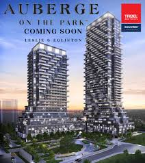auberge on the park by tridel the good luk team