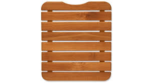 Teak Bathroom Mat How To Dry Camper Wet Baths And Dry Baths
