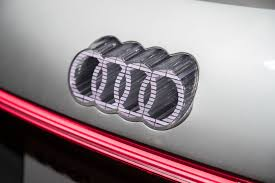 first audi logo first audi sport evs likely to be suvs after 2020