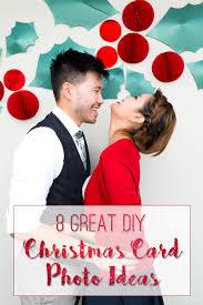 snowplace like home diy christmas card photo ideas for couples