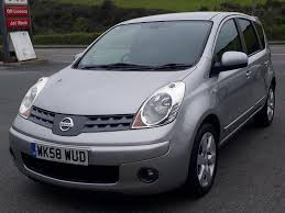 nissan 2008 2 door nissan note 1 6 16v tekna auto 2008 u002758 reg 2 owners only 51