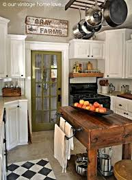 kitchen island farmhouse would to regular door out to mudroom kitchen