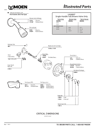 Bathroom Shower Parts Mesmerizing Delta Shower Valve Parts Diagram Contemporary Best
