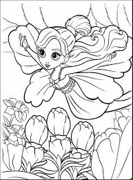 coloring pages kids color pages girls kitty inside coloring for