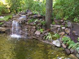 Waterfall Landscaping Ideas Backyard Pondless Waterfall Designs Diy Pond Landscape Ideas