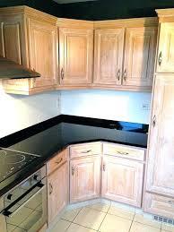 angle plan de travail cuisine cuisine avec angle plan de travail angle cuisine d 6 avec en granit