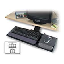 Under Desk Laptop Shelf Keyboard Drawer Ergonomic Keyboard Kensington Kensington