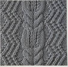 zig zag knitting stitch pattern cables and lace zig zag knit stitch knitting kingdom