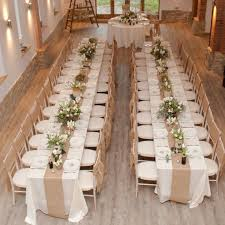 burlap wedding ideas the 25 best burlap table runners ideas on burlap