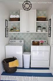 Utility Room Organization Best 25 Small Laundry Ideas On Pinterest Laundry Room Small