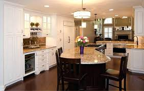 Kitchen With Two Islands Islands Kitchen Designs Luxury Traditional Kitchen With Two