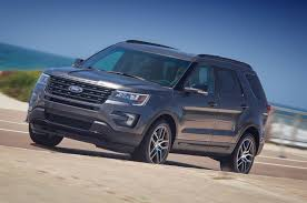 review ford explorer sport 2016 ford explorer reviews and rating motor trend