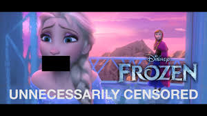 film frozen jokes frozen unnecessarily censored dirtier longer spoilers youtube