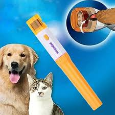 2018 Pet Dog Cat Nail Trimmer Grinder Grooming Electric Manicure