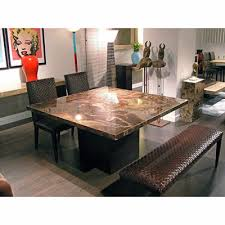 Stone International Dining Tables At Fosters Furniture - Stone kitchen table
