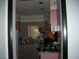 Pink Kitchen Cabinets by Kitchen 22 Charming Design Of Contemporaneous Pink Kitchen