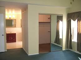 Bedroom Closet Sliding Doors Closet Storage Simple Aluminium And Mirrored Closet Sliding