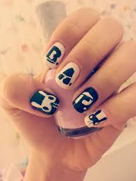 my b a p nail art kpop nails nail ideas pinterest kpop