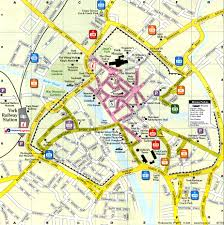 New York City Attractions Map by Maps Update 700556 Birmingham Tourist Map U2013 14 Toprated Tourist