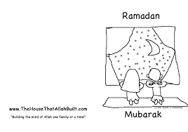 28 ramadan coloring pages printable ramadan card colouring
