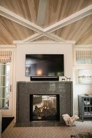 see thru fireplace binhminh decoration