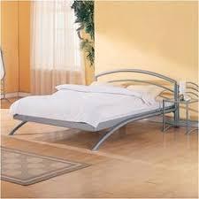 amazon com yaheetech metal platform bed frame wood slats support
