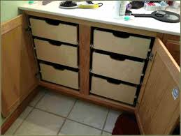 kitchen cabinet drawer guides image of kitchen cabinet drawer slide repair drawers vs doors diy
