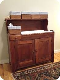 Changing Table With Sink Antique Sink Turned Into Changing Table Baby Ideas