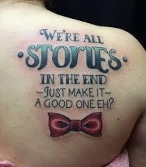 fandom tattoos that you gotta see