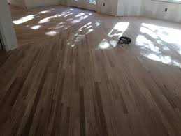 engineered oak install sand finish atlantic