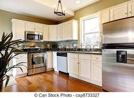 cuisine nouveau classique cerise floor vert nouveau blanc cuisine image