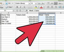 Bar Graph Template Excel How To A Bar Graph In Excel Thebridgesummit Co