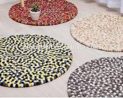 Nepal Felt Ball Rug Felt Ball Rugs Felt Ball Rugs Suppliers And Manufacturers At