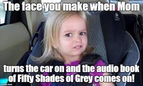 Meme Girl Car Seat - car seat chloe imgflip
