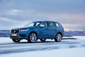volvo 18 wheeler dealer 2017 volvo xc90 t8 plug in hybrid first test review
