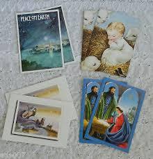 unused 32 paper magic group cards u0026 envelopes christmas holiday