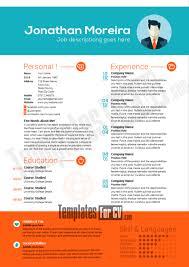 Free Professional Resume Templates Download Attractive Resume Templates Jospar