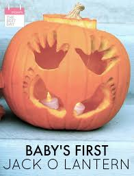 Halloween Crafts For Infants by Baby U0027s First Halloween Jack O Lantern Today Is The Best Day