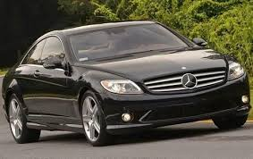 mercedes cl550 coupe used 2009 mercedes cl class for sale pricing features