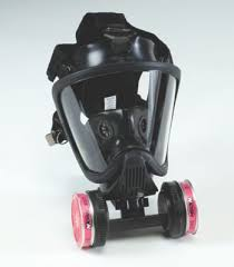 Masker Gas firehawk m7 responder air mask in supplied air respirators scba