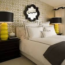 black white and yellow bedroom haute color combo yellow black