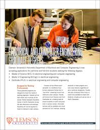 thesis in electrical engineering master of science in electrical engineering m s college of for more information