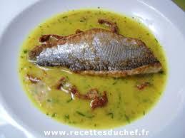 comment cuisiner un sandre poissons recettes
