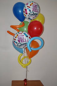 balloon arrangements for delivery balloon delivery