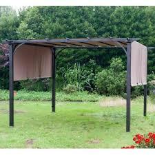 12x12 pergola canopy wayfair